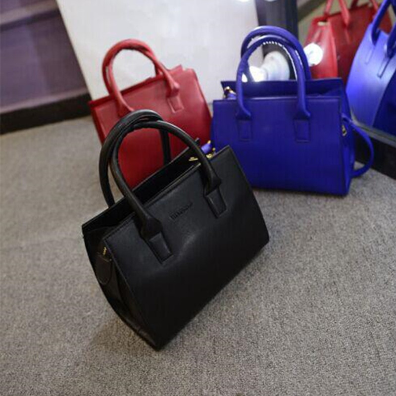 2017 New fashion Patent Leather Handbag Carry Pouches Portable Corssbody Shoulder Bag High Quality Free Shipping N916 patent leather handbag shoulder bag for women