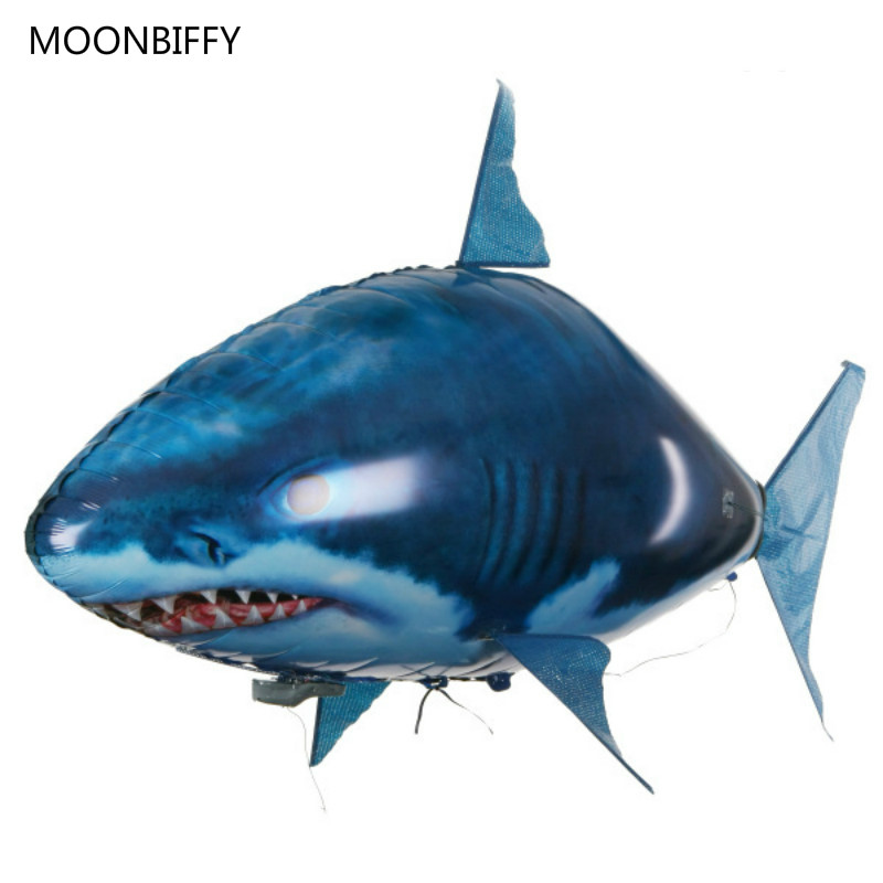 ballon dirigeable requin