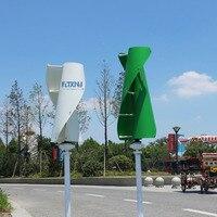ריחוף מגנטי רוח גנרטור 500 w 12/24 v ציר אנכי רוח טורבינה עם 600 w רוח מטען controller עבור בית|vertical axis wind turbine|wind turbinegenerator 500w -