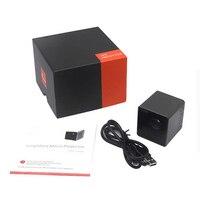 WI FI мини проектор Карманный Размеры Smart Микро ручной видеопроектор Поддержка Miracast DLNA Airplay встроенный Батарея мини Камера