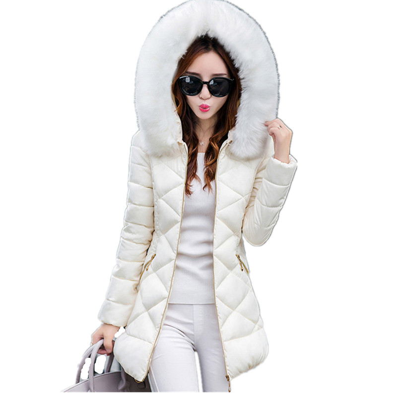 Womens Winter Jackets And Coats 2016 Women's Parkas Thick ...