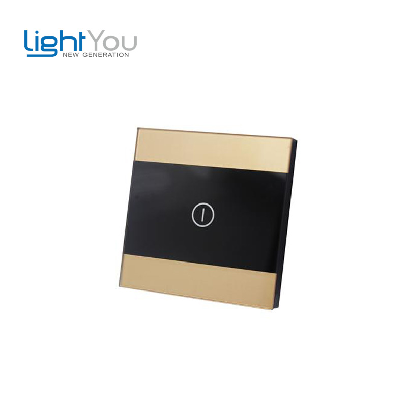 ФОТО AC90-240V 86 type  touch switch triac dimmer  240W trialling dimming for high voltage Led lamp