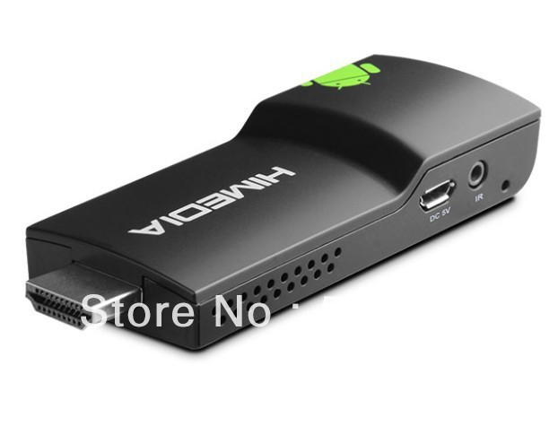 HiMedia Q4 Network HD Media Player with Android 4.0 Dual Core Cortex A9 Full 1080P HD Online TV built-in WIFI, Free shipping