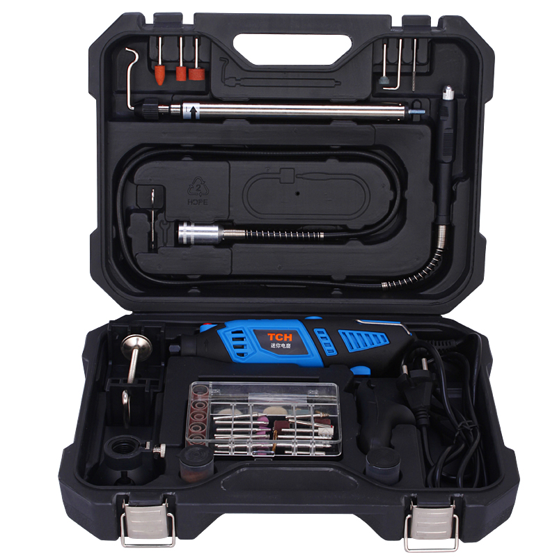 High Quality Multipurpose Electric Grinder Power Tool Kit For Drilling Engraving Grinding Polishing  цены