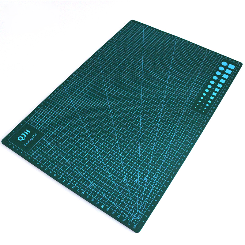 A2A3A4 PVC Cutting Mat Cutting Pad Patchwork Cut Pad A3 Patchwork Tools Manual DIY Tool Cutting Board Double-sided Self-healing-2