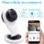 1mp hd wifi mini câmera ip sem fio 720 p smart p2p áudio Monitor do bebê Câmera de Segurança CCTV Mrico Cartão SD Registro Visão Noturna Cam