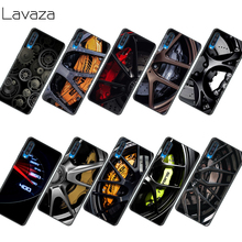 Lavaza Motorsport AMG Tire Soft TPU Case for Samsung Note A3 A5 A6 A7 A8 A9 8 9 J6 A10s A20s A30s A40s A50s 10 A70 Plus
