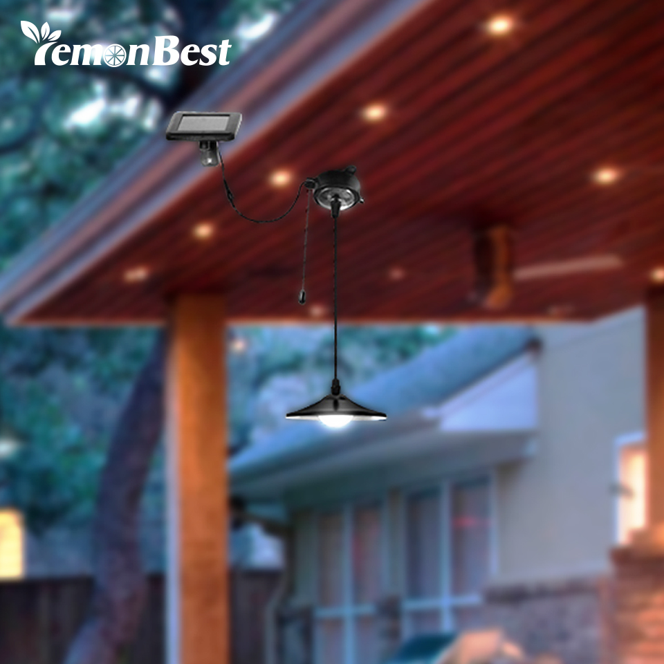 Aliexpress.com : Buy Garden LED Solar Pendant Light