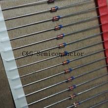 20 шт. BAT46 DO35 стекло уплотнение Шоттки диод ZJ