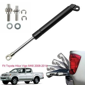 Автомобильный Стайлинг багажника автомобиля газ помощь замедление стойки стальной задний шок для Toyota HILUX VIGO MK6 08-14 Hilux SR5 MK6 Vigo 05-1