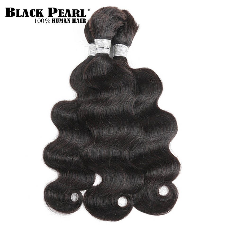 Hair Extensions & Wigs Loyal Black Pearl Pre-colored Brazilian Curly Hair Bundles Remy Hair Bulk Braiding Human Hair Extensions 1 Bundle Braids Hair Deal