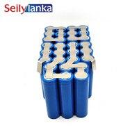 7500 mAh для Hilti 36 V 18650 литий ионная литиевая упаковка батареек инструментов B36 6.0 0031606 2018896 для самостоятельной установки