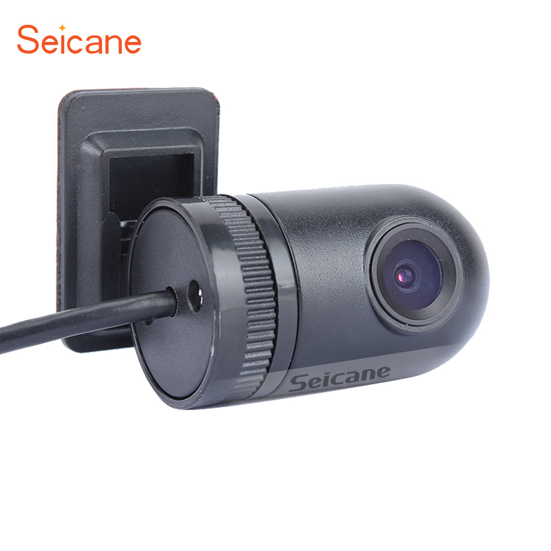 Seicane HD DVR USB Camera Recording video with Supporting the android car dvd