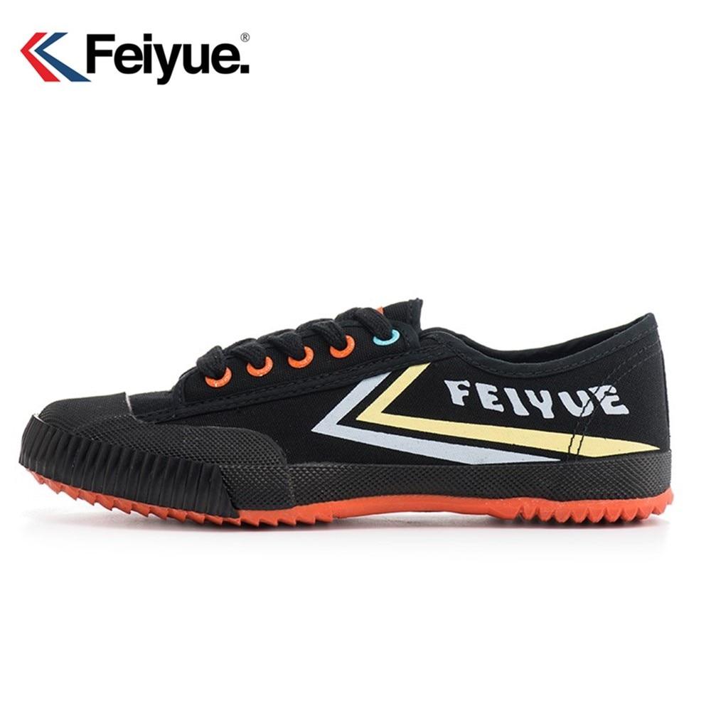 Feiyue Shoes Original New Classic Martial Arts Shoes Chinese Women KungFu Men Women Shoes Sneakers