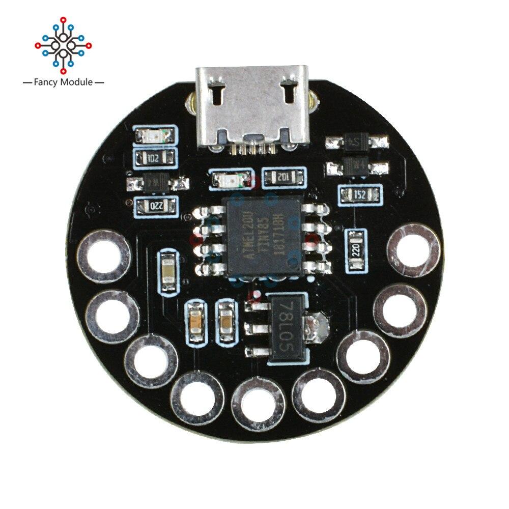 2PCS LilyPad ATtiny85 Development Board Professional Wearable Board