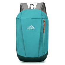 10L Ultralight Outdoor Backpack Sport Bag Climbing Portable Travel Running Hiking Camping for Men Women