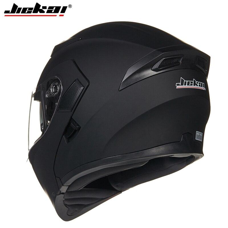 Darmowa dostawa! bezpieczne odwróć motocykl motocross kask motocyklowy z wewnętrzna osłona przeciwsłoneczna JIEKAI-902 DOT naklejki S M L XL