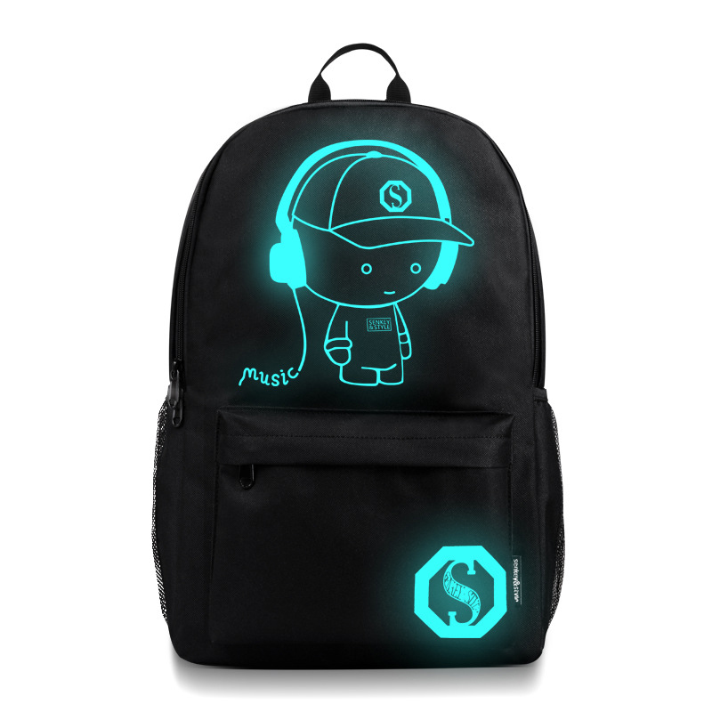 noturna com usb livre + Modelo Número : Backpack