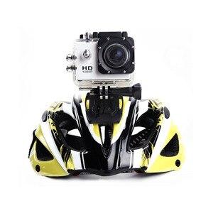 Image 5 - 1080P HD في الهواء الطلق كاميرا عمل رياضية صغيرة كاميرا ip مقاومة للمياه كام DV gopro نمط الذهاب برو مع شاشة كامل اللون مقاومة للماء