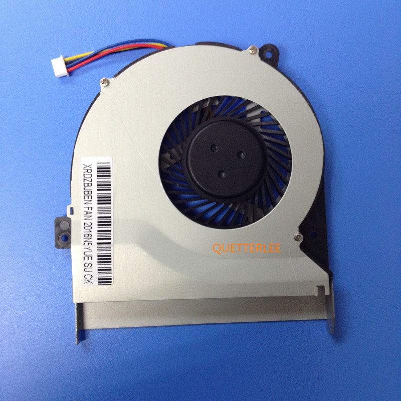 New CPU Cooling SUNON Fan For asus A56 K56CM K56CA S550CM S550C S56 4PIN