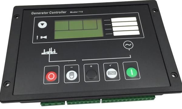 Free Shipping DSE710 Generator Auto Start Controller Suit for any Diesel generator free shipping original amf25 com ap generator controller auto start control module
