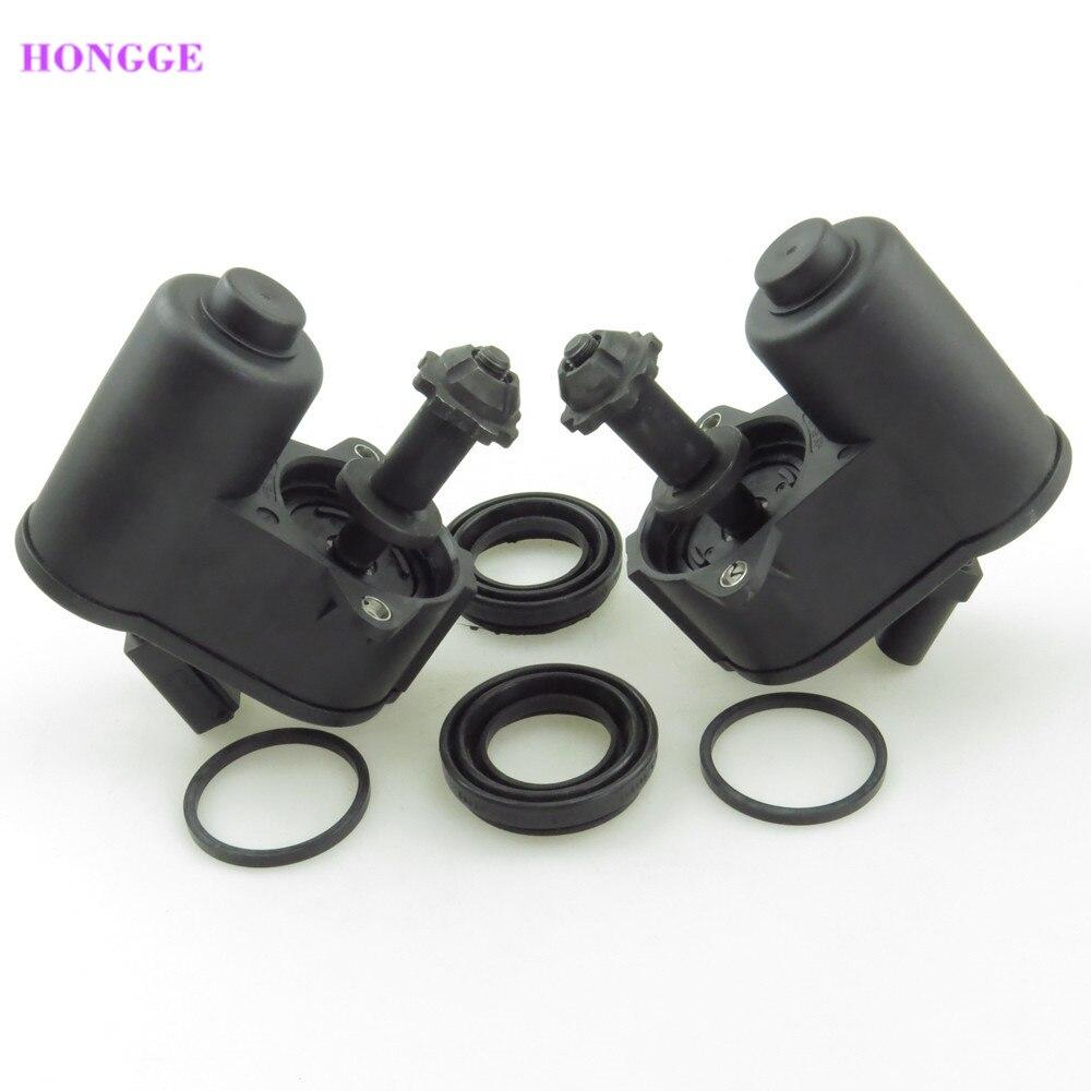 HONGGE 12 Torx Rear HandBrake Motor Servo Brake Wheel Cylinder Screw For VW Passat B6 B7 CC Tiguan Seat 32332267 3C0 998 281 A
