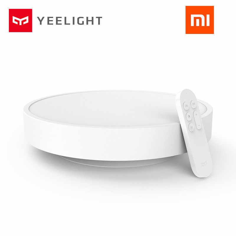 Asli Xiao Mi Mi Jia Yeelight Lampu Yeelight Lampu IP60 Tahan Debu Wifi dan Bluetooth Wireless Smart Mi Rumah APP Remote kontrol
