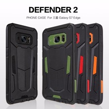 Nillkin Defender 2 Armor Protective Outdoor Accessoried Back Case Cover for Samsung Galaxy S7 Edge Cell Phone Back Case