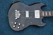 Freies verschiffen neue guitarra GUITAR custom shop oem e-gitarre klare farb guitarra/gitarre in china