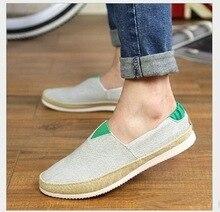 Spring/summer trend men's shoes, leisure shoes doug lazy person men's shoes wholesale fashion men's canvas shoes