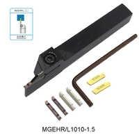 MGEHR1010-1.5 MGEHL1010-1.5 MGEHR 1010 1.5 Extermal scanalatura utensili di tornitura strumento slotting per MGMN150 MGMN 150 inserti