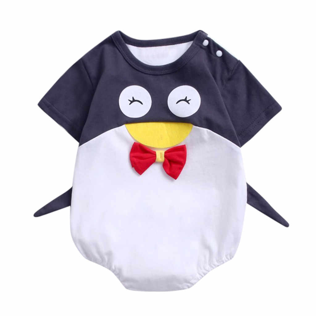 SAGACE боди для новорожденных детские комбинезоны Костюмы 3D, принт с героями мультфильмов, комбинезон для детей, детская одежда для девочек и одежда для мальчиков Jun12
