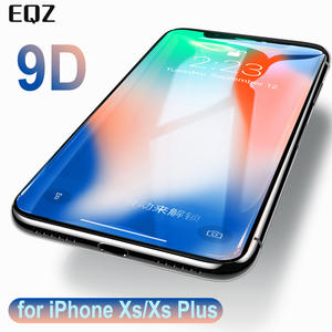 4d1332df0d EQZ 9D Protective glass for iphone 7 8 6s plus screen protector iphone x xs  xs plus tempered glass on iphone x glass protection
