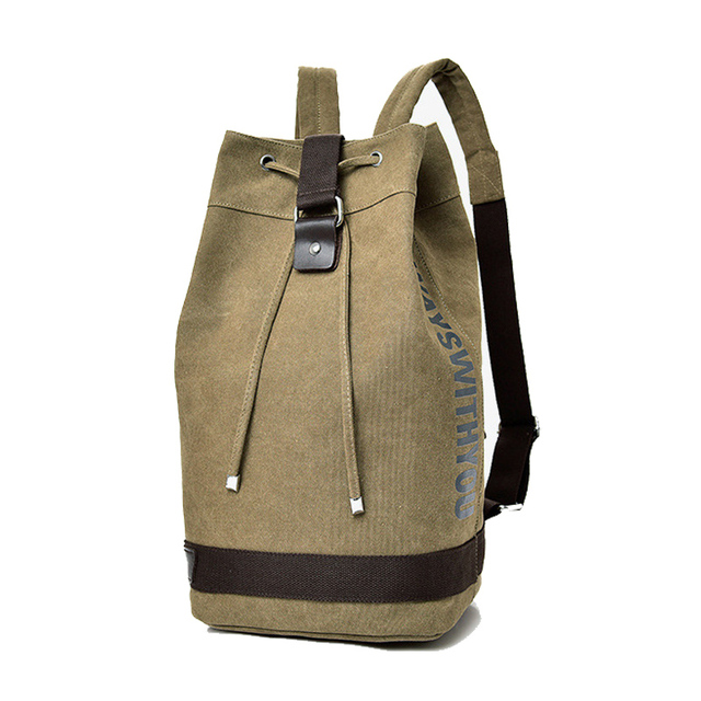 827794e178 Travel Bag Men Backpacks High Capacity Canvas Laptop Backpack Luggage Bag  Black Duffle Bags Bagpack