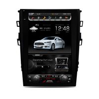 Otojeta Vertical 12 1 Inch Hd Android 6 0 Car Multimedia Dvd Recorder For Ford New