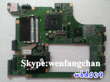 Free shipping Laptop motherboard with vga 10203-1 LA56 MB 48.4JW06.011 For B560