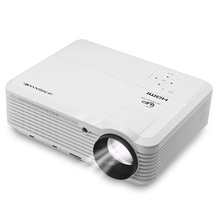 CAIWEI HD 1080P LED Projector Home Theatre Proyector Multimedia System HDMI USB AV Smartphone Screen Mirroring Projection