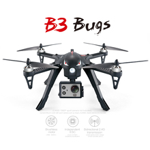 MJX Bugs 3 B3 Quadcopter Brushless Motor Selfie Drone With Camera HD 2 4G 6 Axis