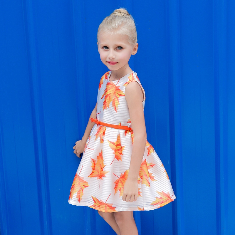 5f264e38b75 CANDYDOLL Princess Dress Girl Kids 2017 Summer Fancy Party Dresses for Little  Girls Birthday Gift for Children Age 5 to 10 Years-in Dresses from Mother  ...
