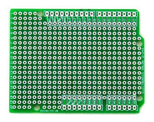 משלוח חינם (10 יח\חבילה) pcb prototype עבור uno r3 לוח מגן diy