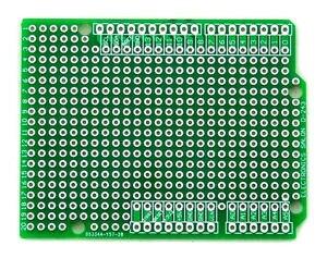 Image 1 - الشحن مجانا (10 قطعة/الوحدة) prototype pcb ل uno r3 درع مجلس diy