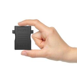 Image 3 - HDMI كابل وصلة بينية مُتعددة الوسائط وعالية الوضوح محول موسع محول مع الأذن هوك موصل الإناث إلى الإناث 1080P ل HDTV HDCP DVD العارض المحمول