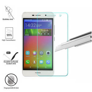 Tempered glass For Huawei Honor 8 P8 P9 5X 5C y5c Y560 Y625 P7 Y635 G630 Y530 Y3C Y511 Y6 Pro Y3 II Y5 II 5A Protective Film(China)