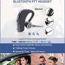 Get more info on the Bluetooth Headset Wireless Headphone Intercom For PTT on APP Zello Azett Bper ESChat Bper For Apple IOS And Android System
