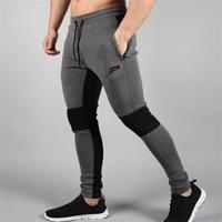 2018 New Men Pants Running Jogging Pants Fitness Sport Trousers Hiking Camping Sweatpants Autumn Winter Training Sportswear