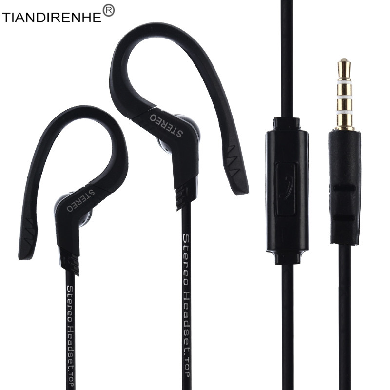 Tiandirenhe TH-A21 Brand Bass Noise Isolating Earphone Sport Earbuds Stereo Headsets for Mobile phone Gaming PC Airpods Earpods
