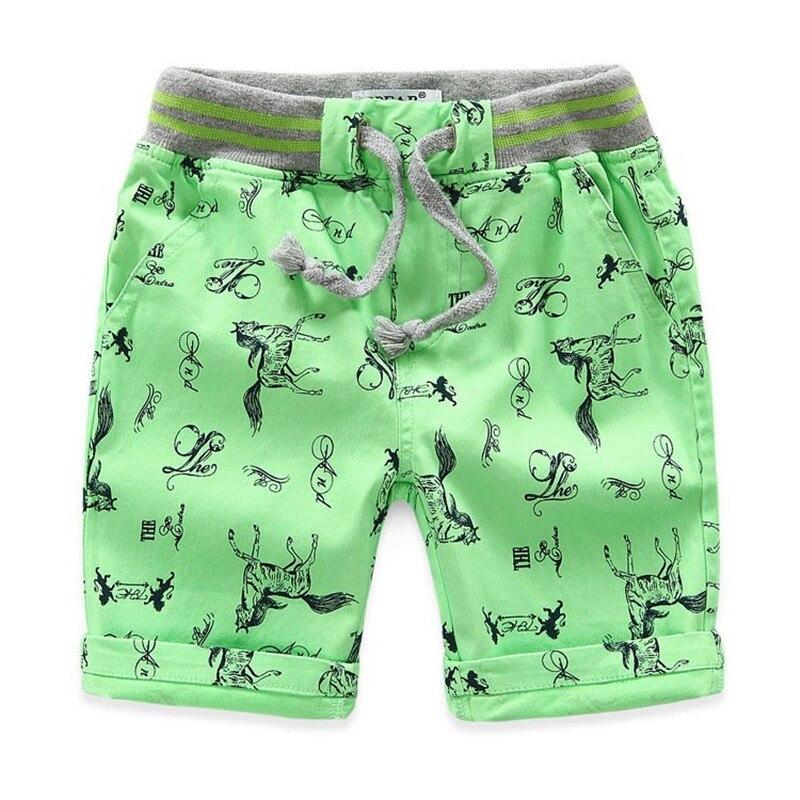 Pantalons en coton pour garçons   Pantalons pour enfants, Shorts d'été pour garçons, marque, Shorts de plage décontractés, Shorts de Sport pour garçons et enfants, 2017