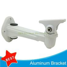 Free Shipping High quality universal CCTV Bracket for Security Camera Accessories outdoor Aluminum metal Wall Mount brackets