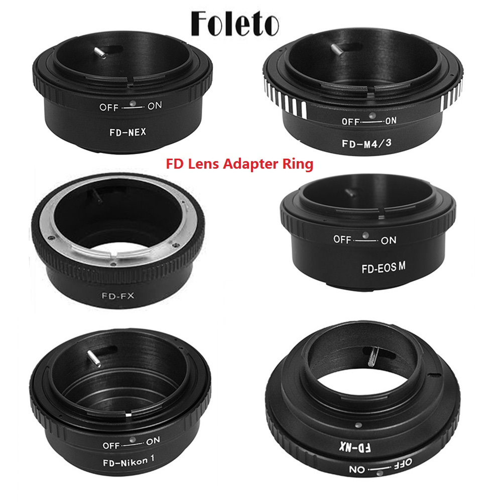 Worldwide delivery lens adapter fd to eos m in Adapter Of NaBaRa