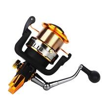 Sea Fishing Spinning Reel 9000 10000 11000 Metal Spool 14+1BB Saltwater Catfish Surfcasting Fishing Reel Distant Wheel цены онлайн